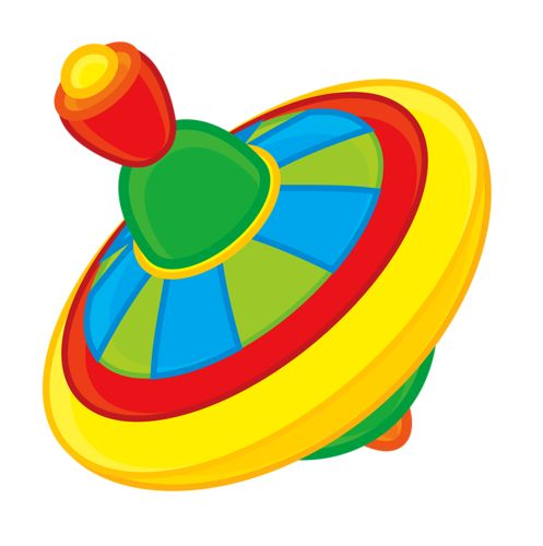 497x500 Toy Clipart Baby Toy