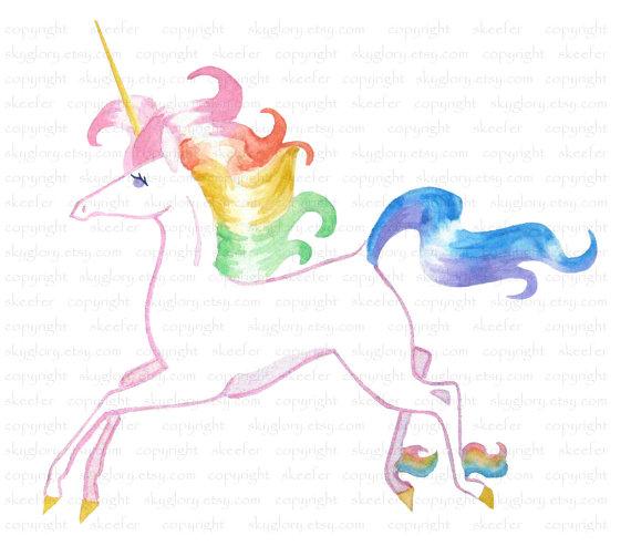 570x493 Unicorn Clipart Pegasus