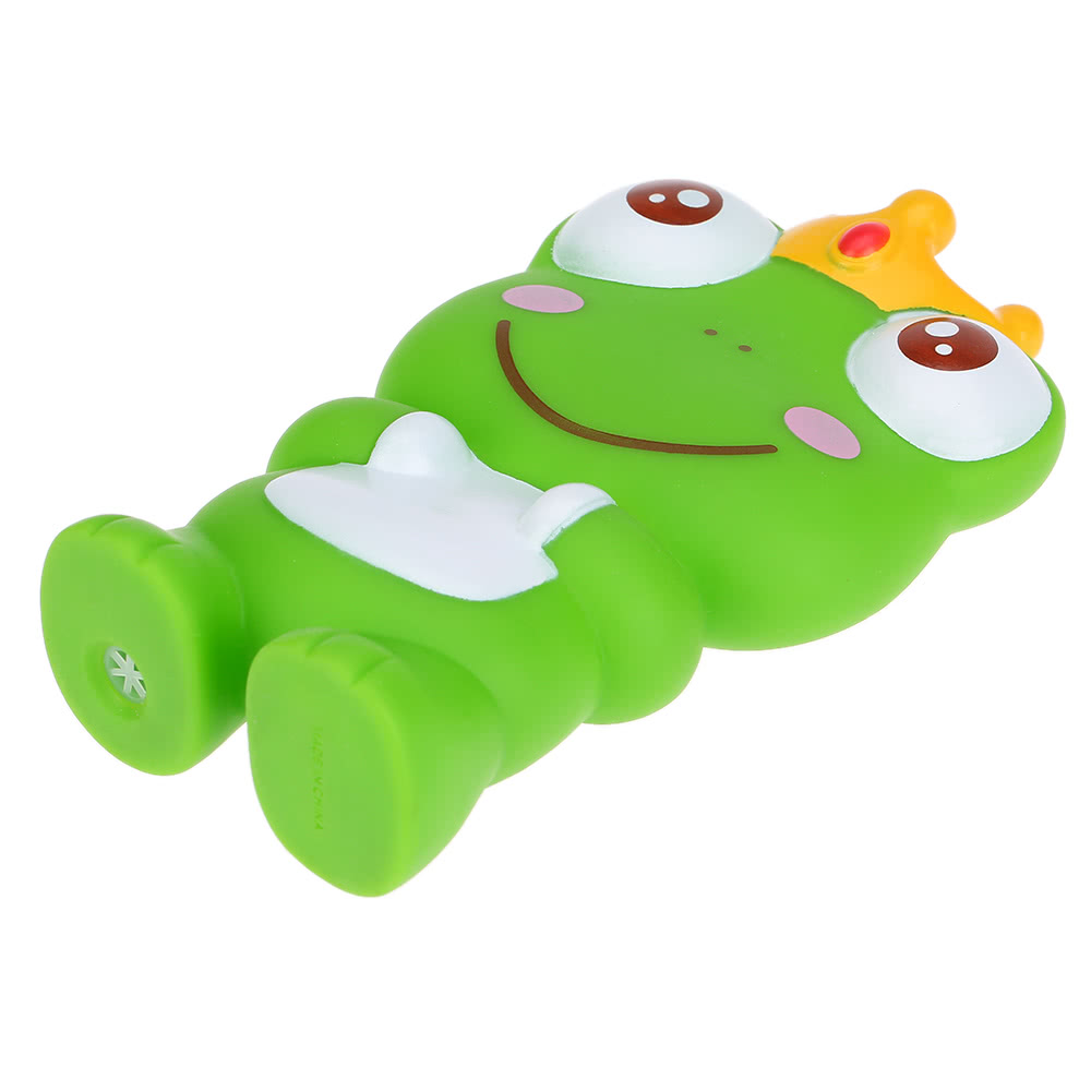 1000x1000 Cute Squeaky Toy Sounding Toy Cartoon Frog Animal Bath Toy Soft