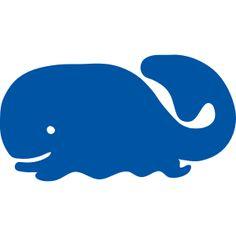 236x236 Little Blue Whale Clip Art