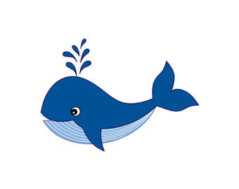 340x270 Whale Clip Art Inderecami Drawing
