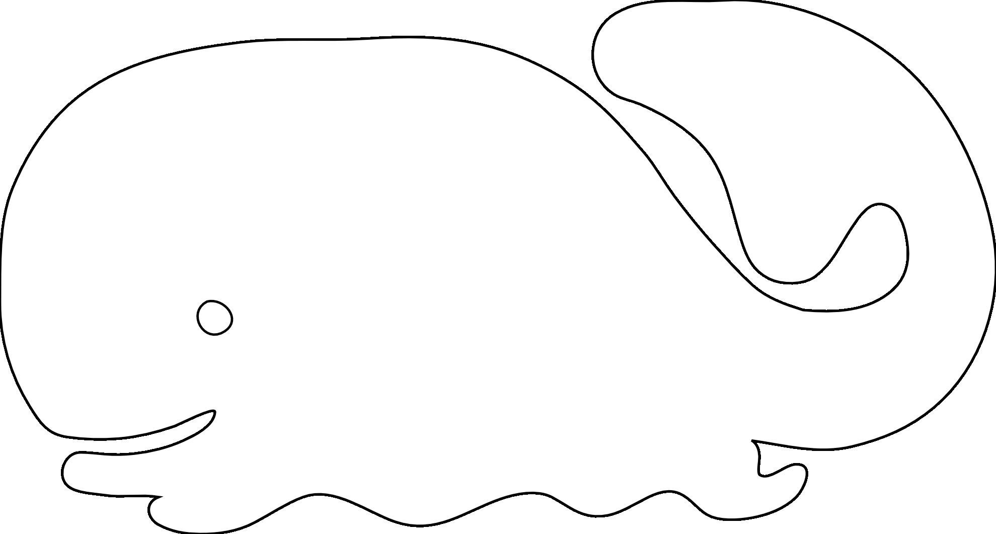 1979x1061 Whale Clip Art 4