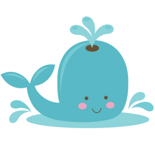 Whale baby. Clipart free download best