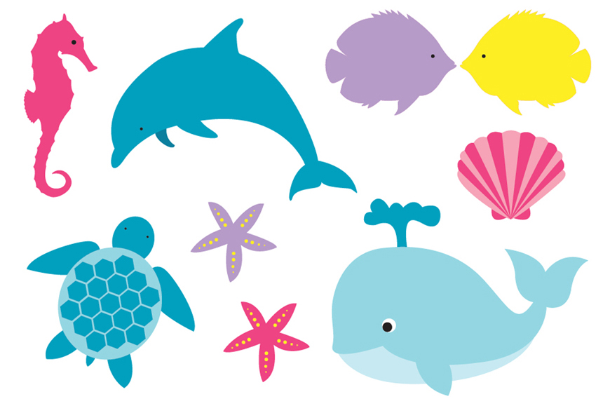 870x579 Whale Clipart Pink Baby Whale