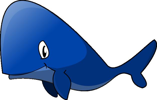 628x401 Baby Whale Blue Whale Clip Art 2