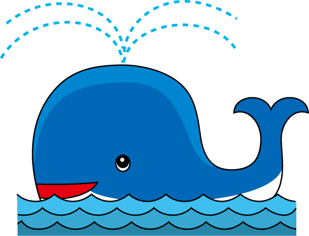 634x485 Baby Whale Clip Art Free Clipart Images 2