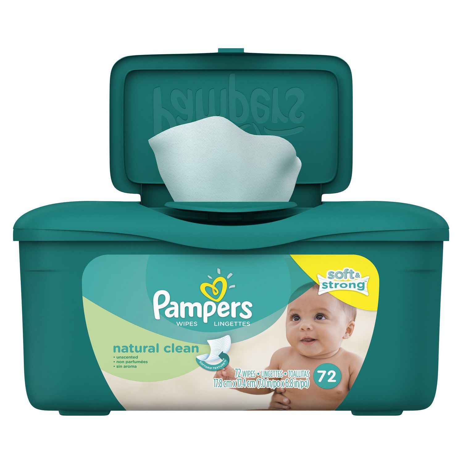 1500x1500 Pampers Baby Wipes
