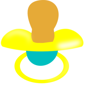 300x300 Baby Pacifier Clipart Kid 5