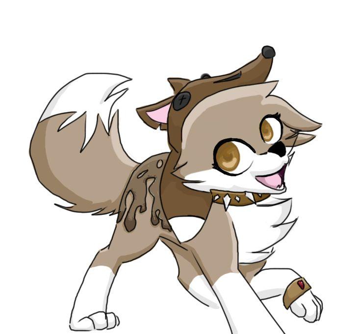736x682 Arctic Wolf Clipart Baby Fox