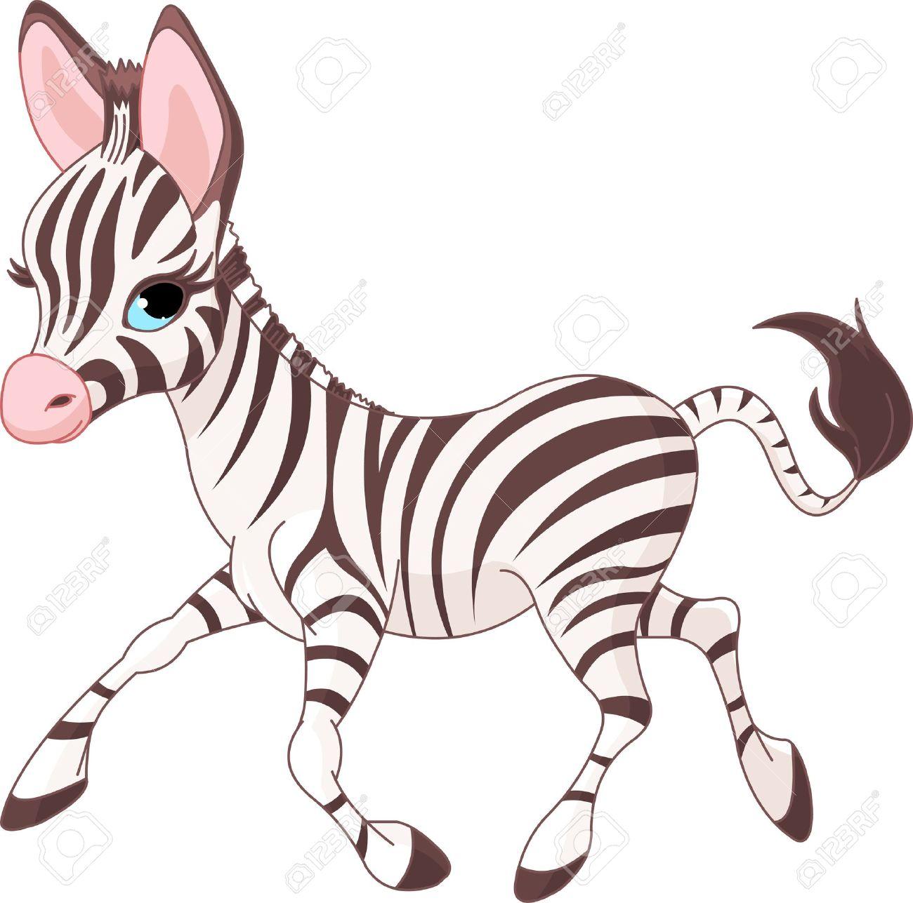 1300x1287 Adorable clipart zebra