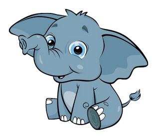 319x276 Baby Animal Clipart Together