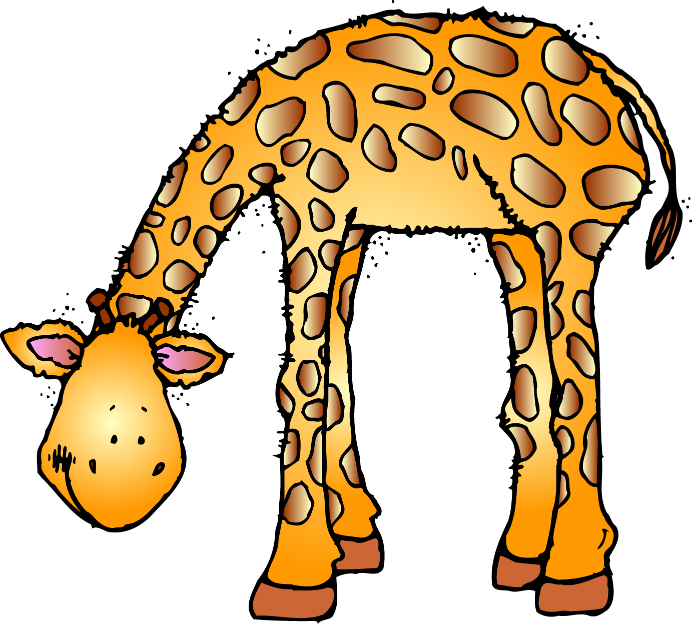 1383x1247 Zoo Animal Clipart