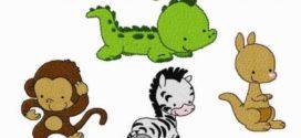 272x125 Animal Kingdom Clipart Baby Zoo Animal