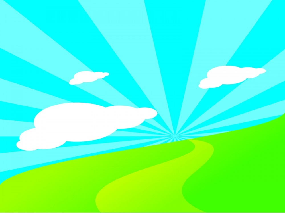 1000x750 Nature Clipart Background 2