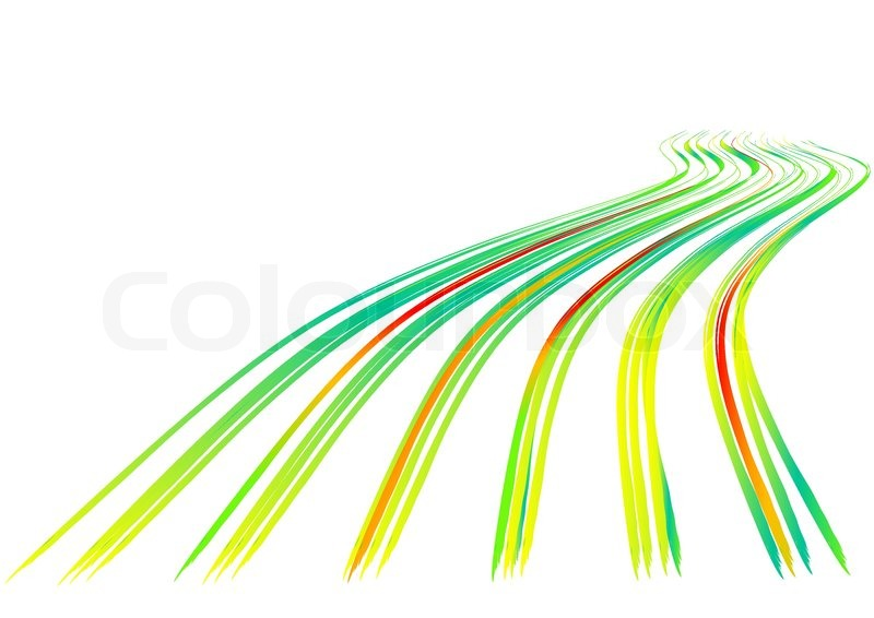 800x566 Background With Wavy Lines. Stock Vector Colourbox