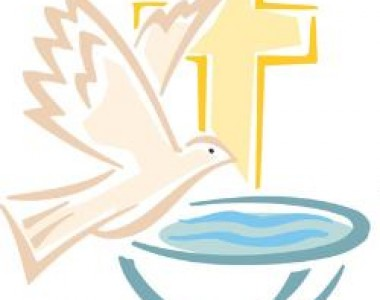 380x300 Christening Baptism Free Background Cliparts