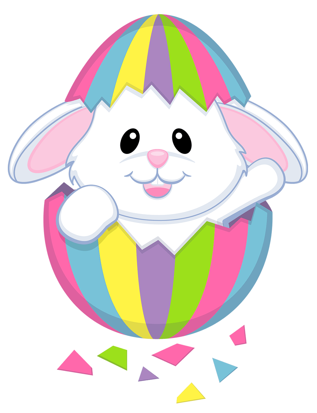 1056x1378 Easter Background Cliparts