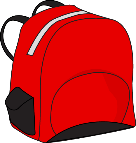 466x491 Backpack Clipart Black And White Free Images 2 2