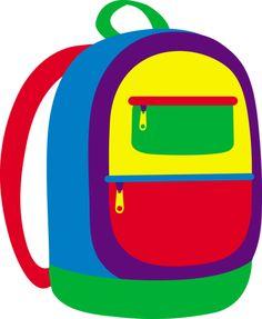 236x287 Clip Art On Kangaroos School Backpacks And Backpacks 2
