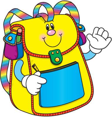 381x398 Bookbag Book Bag Clipart 5 Free Backpack Clip Clipartwiz Clipart