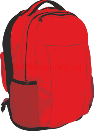 300x417 Clip Art Backpack Clipart