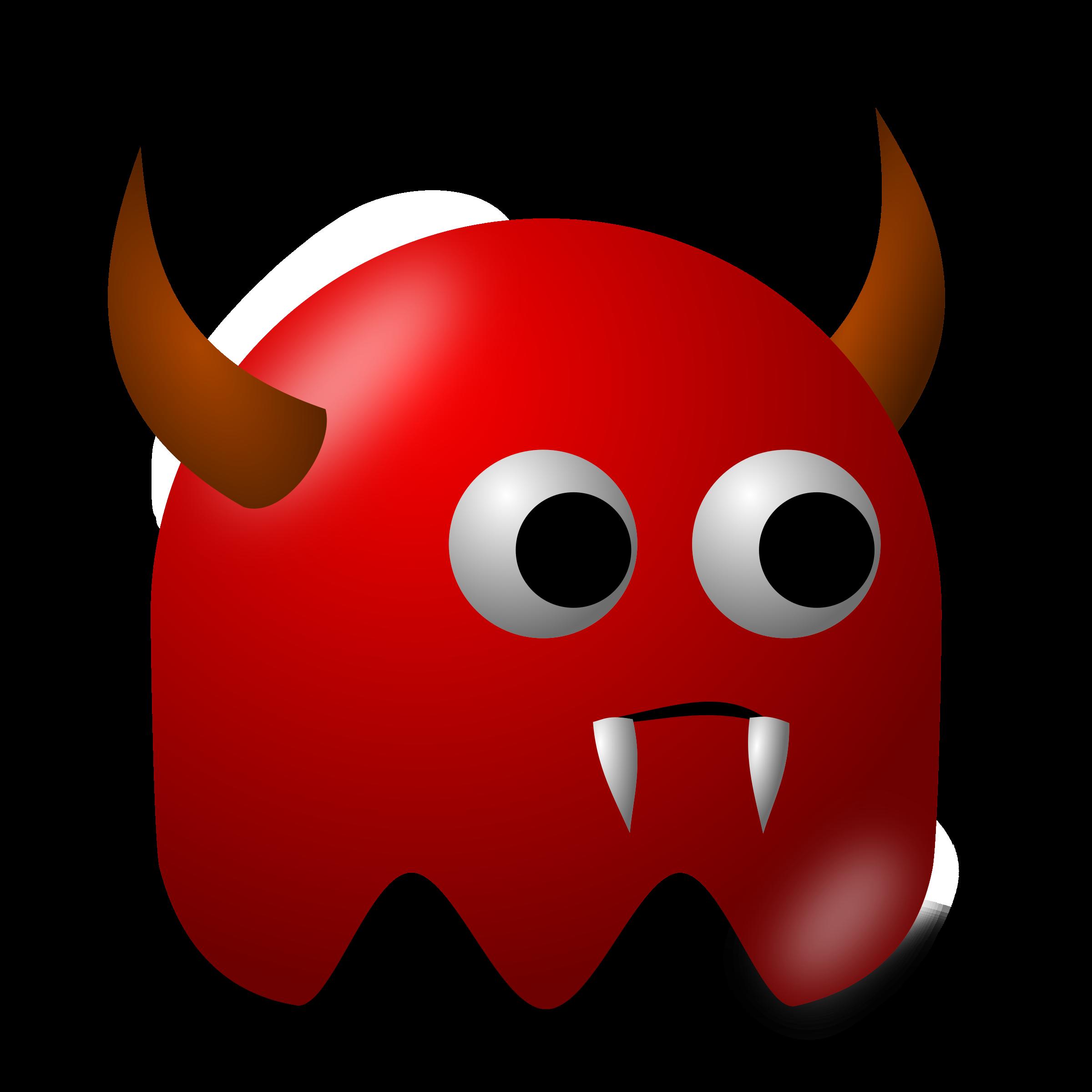 2400x2400 Devil Clipart Bad Guy