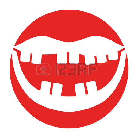 Bad Teeth Clipart