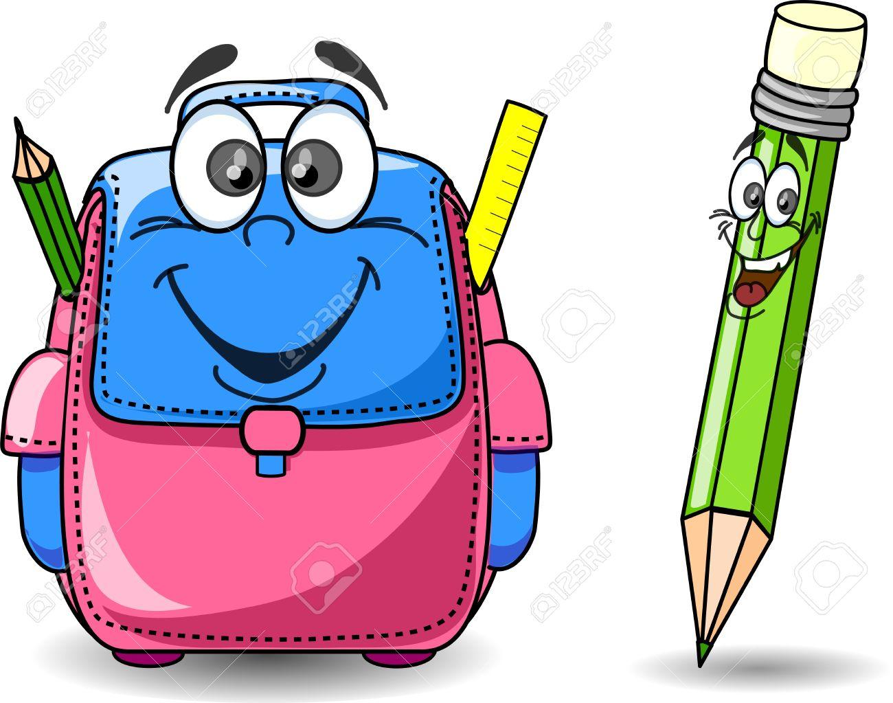1300x1023 Bag Clipart School Supply