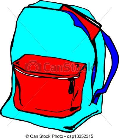 400x470 Bag School Clipart, Explore Pictures