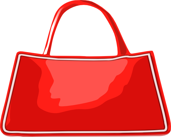 600x481 Clip Art Bag
