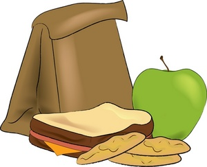 300x243 Lunch Bag Clipart Free Images 3