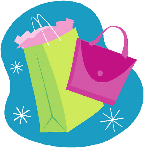 486x500 Shopping Bags Cute Shopping Bag Clipart 3