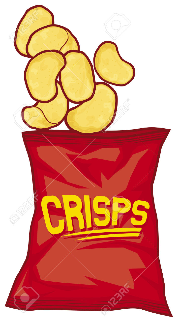 718x1300 Chips Clipart Bag Chip