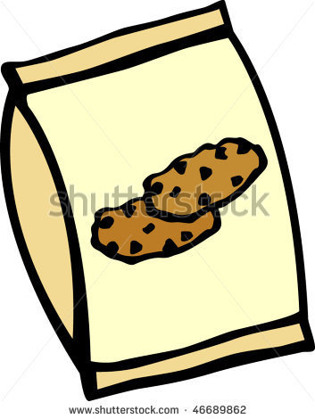 353x470 Potato Chips Clipart Biscuit Packet