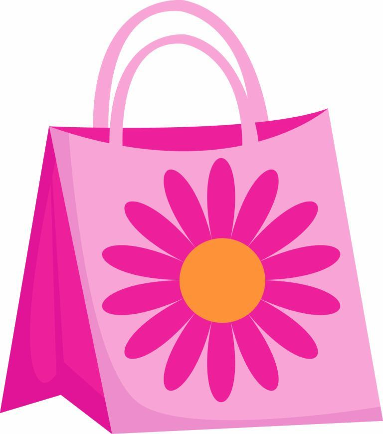 768x870 Shopping Bags Shopping Bag Clipart 4