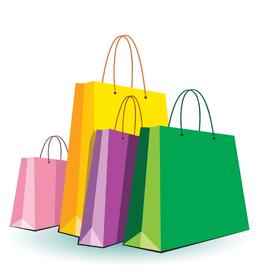 837x900 Shopping Bags Shopping Bag Cliparts And Others Art Inspiration