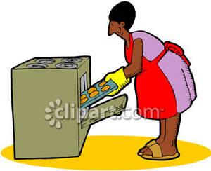 300x244 American Woman Baking