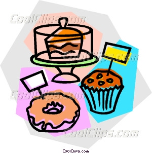 300x302 Baking Clipart Bake Sale