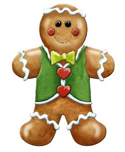 251x305 Christmas Bake Sale Clip Art