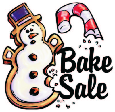 400x392 Christmas Bake Sale Church Of St. Anthony Of Padua