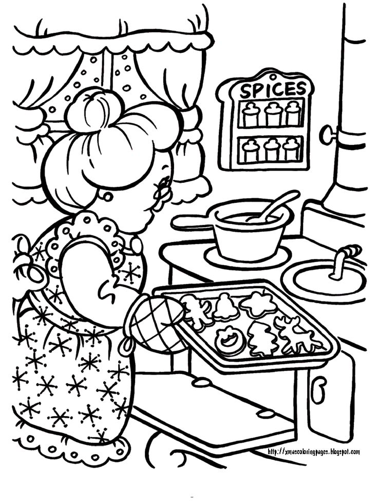 Bake Sale Clipart Black And White