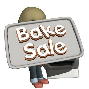 350x350 103 Best Bake Sale Ideas Images Activities, La La