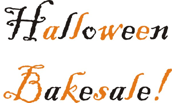 602x363 Delicious Halloween Bake Sale This Saturday And Sunday! Heavenly