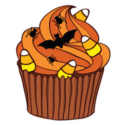 250x250 Halloween Bake Sale Clipart