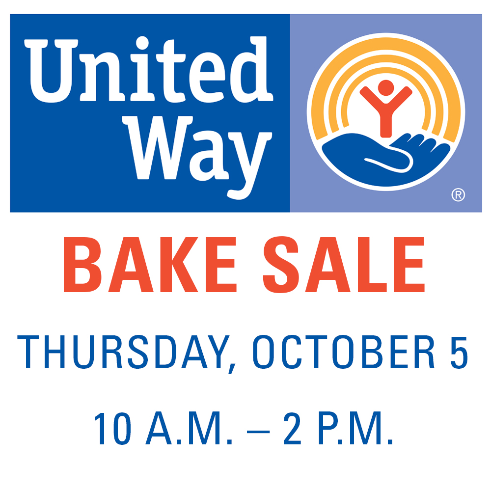 1000x1000 United Way Bake Sale Iowa State University College Of Design