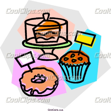 375x375 Biscuit Clipart Bake Sale