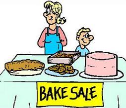254x219 Free Bake Sale Clipart