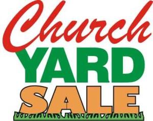 300x238 Yard Sale Amp Bake Sale East Congregational Church