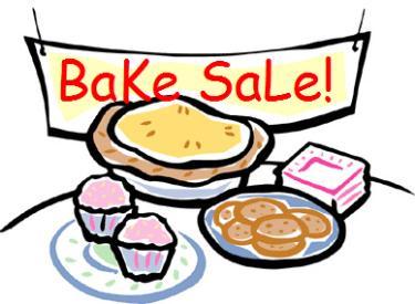 375x275 Bake Sale Pine Forest United Methodist Church