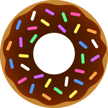 350x350 Pastry Clipart Bake Sale Item